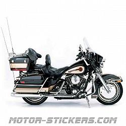 Harley Davidson FLHTC 1340 85th Anniversary 1988