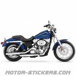 Harley Davidson FXDCI Super Glide Custom 2005