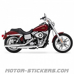 Harley Davidson Dyna FXDL Low Rider 2009