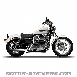 Harley Davidson Hugger 883 '98-2001