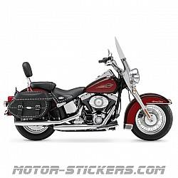 Harley Davidson Softail Classic 2008