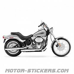 Harley Davidson Softail Custom 2002