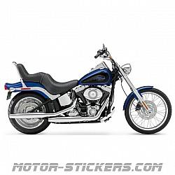 Harley Davidson Softail Custom '07-2008