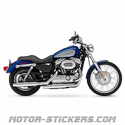 Harley Davidson XL 1200C Sportster