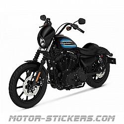 Harley Davidson XL 1200 Iron '18-2019