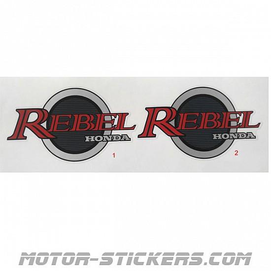 Honda CA 250 Rebel 1984