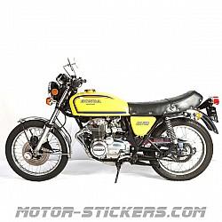 Honda CB 400 Four 1978