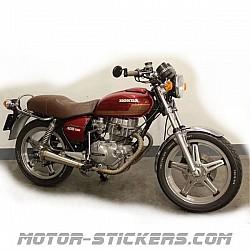 Honda CB 400T 1978 Dream