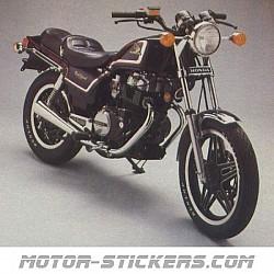 Honda CB 450 Nighthawk 1982