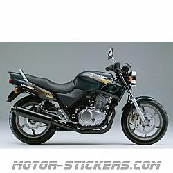 Honda CB 500 '96-1997