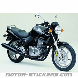 Honda CB 500 '00-2005