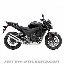 Honda CB 500F 2012