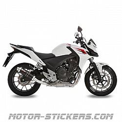 Honda CB 500F 2013