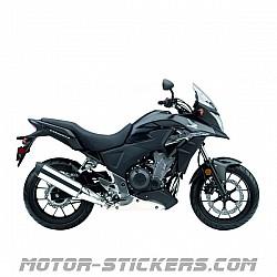 Honda CB 500X '13-2014