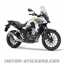 Honda CB 500X 2019