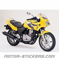 Honda CB 500S '98-2000