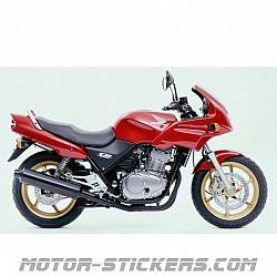 Honda CB 500S '01-2005