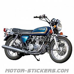 Honda CB 550 Super Four 1977