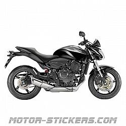 Honda CB 600F Hornet '09-2010