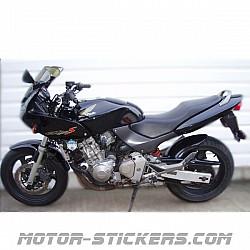 Honda CB 600S Hornet US '00-2003