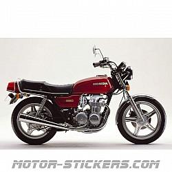 Honda CB 650F '79-1985