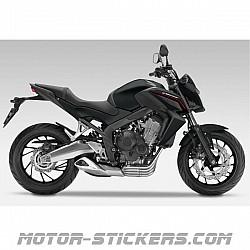 Honda CB 650F 2014