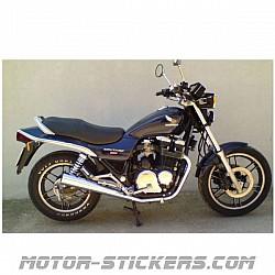 Honda CB 650 Nighthawk 1985