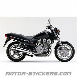 Honda CB 750 Nighthawk 1991