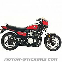 Honda CB 750S Nighthawk 1984