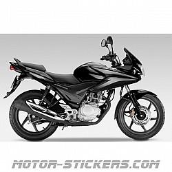 Honda CBF 125 '09-2012
