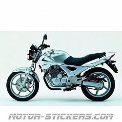 Honda CBF 250 '03-2008