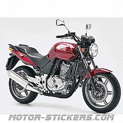 Honda CBF 500N '06-2008
