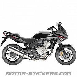 Honda CBF 600S '10-2012