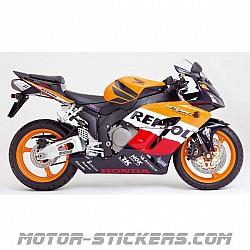 Honda CBR 1000RR Repsol 2005