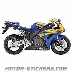 Honda CBR 1000RR Racing 2006