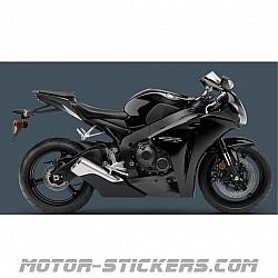 Honda CBR 1000RR USA 2009
