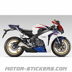 Honda CBR 1000RR HRC '08-2009