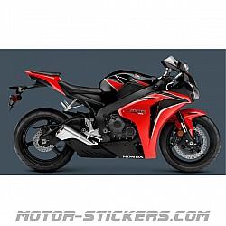 Honda CBR 1000RR USA '10-2011