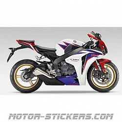 Honda CBR 1000RR HRC 2010
