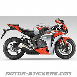 Honda CBR 1000RR Fireblade '10-2011