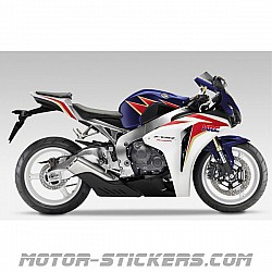 Honda CBR 1000RR HRC 2011