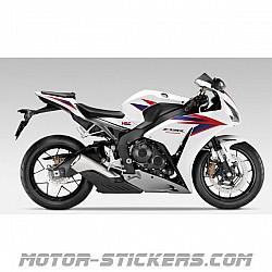 Honda CBR 1000RR HRC 2012