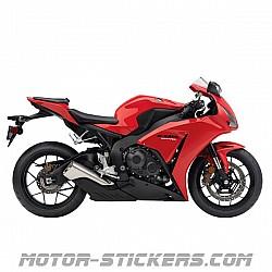 Honda CBR 1000RR USA 2012