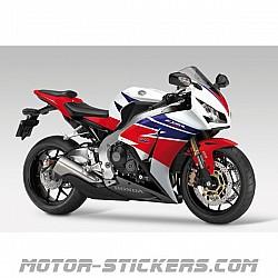 Honda CBR 1000RR HRC 2013