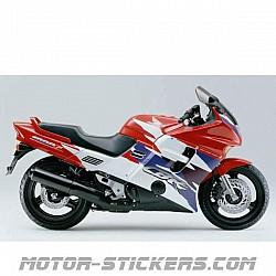 Honda CBR 1000F 1996