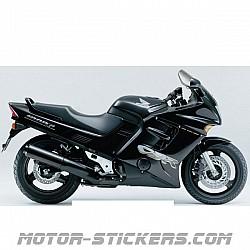 Honda CBR 1000F '99-2000