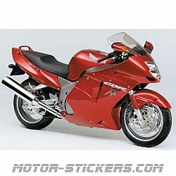 Honda CBR 1100XX '01-2005