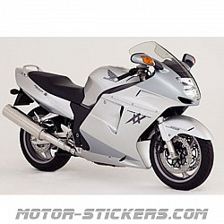 Honda CBR 1100XX 2006->