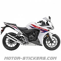 Honda CBR 500R '13-2014