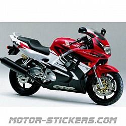 Honda CBR 600F '97-1998